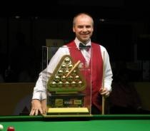 2009 IBSF World Master Snooker Championship (India) - Champion