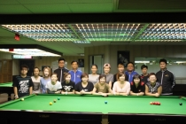 2015 Women New Talent Snooker Championship Round Robin