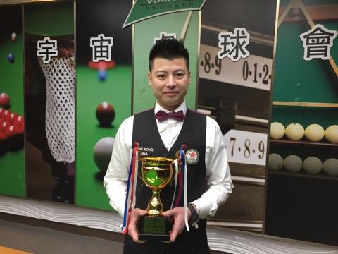 4th Place : Alan Lin