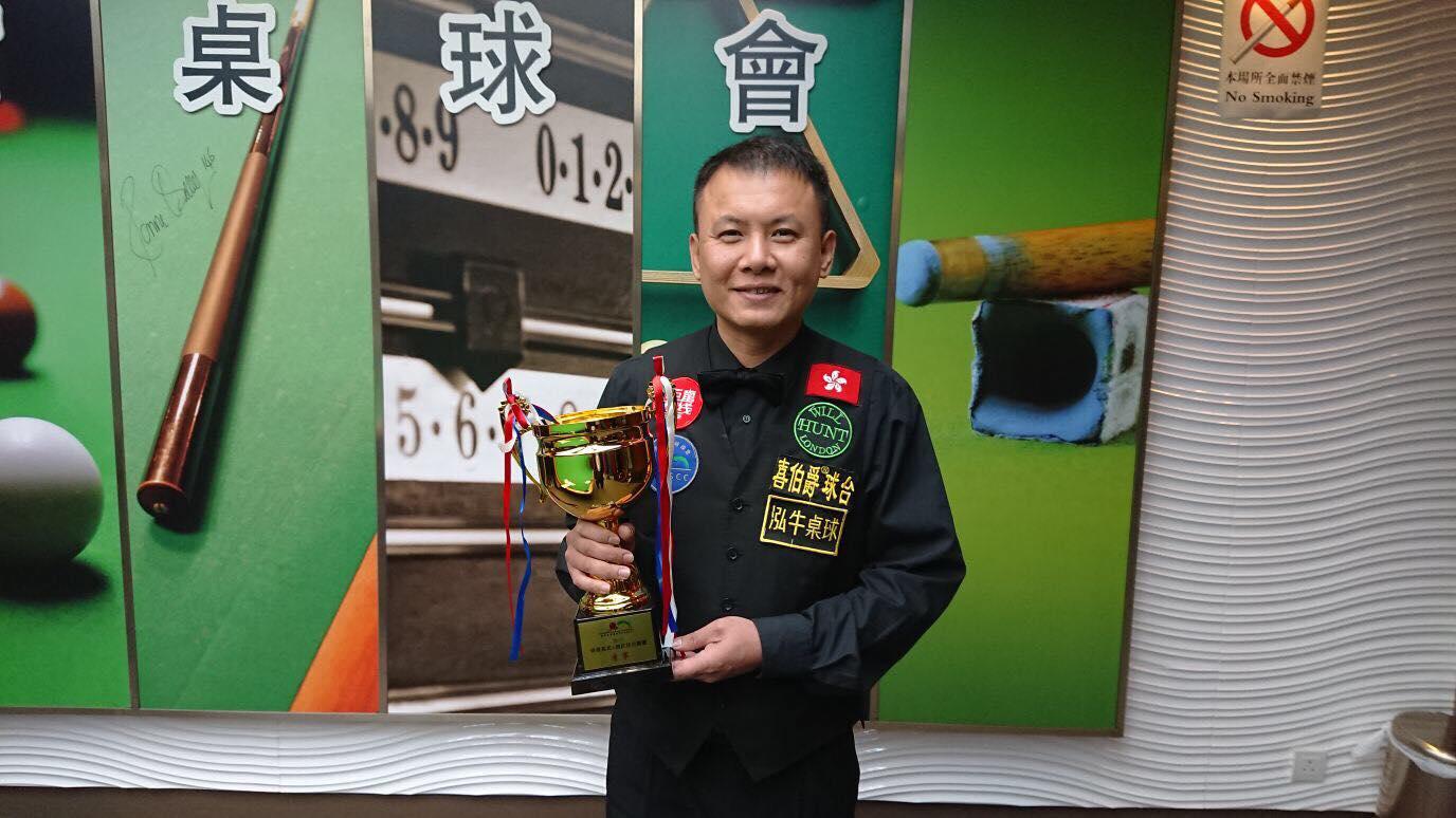 3rd Place : Au Chi Wai