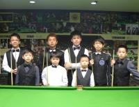 世界147桌球會16歲以下評分聯賽  21-8-2010