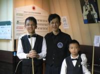 世界147桌球會16歲以下評分聯賽  22-8-2010