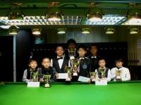 世界147桌球會16歲以下評分聯賽  29-8-2010 4強- 決賽
