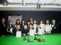 2010香港女子6紅公開球賽 Women 6-Reds Snooker Open