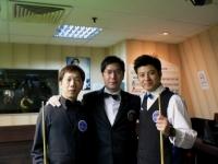 2010 香港桌球超級聯賽 2010 HK Snooker Super League__15-17-8-2010