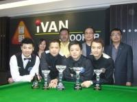 2010 香港桌球超級聯賽 2010 HK Snooker Super League