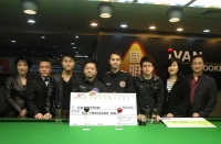 2010 香港桌球公開賽(第一站)Hong Kong Snooker Open - Event 1__Prize Presentation Ceremony