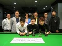 2010 香港桌球公開賽(第二站) Hong Kong Snooker Open Event 2