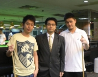 2010 香港桌球公開賽(第三站) Hong Kong Snooker Open Event 3__2-7-2010