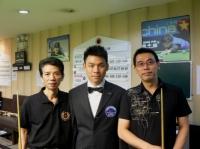 2010 香港桌球大師賽 HK Snooker Master Cup__9-9 8強賽