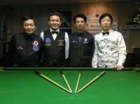 2010 香港桌球大師賽 HK Snooker Master Cup__10-9 4強賽