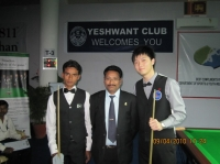 2010 Asian U-21 Snooker Championship cum English Billiards - Indore, India 7-15 Apr