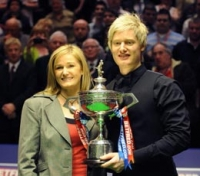 2010 Betfred World Snooker Championship - Sheffield 17 Apr-3 May