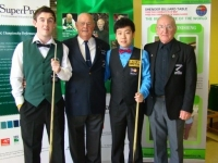 2010 IBSF World U-21 Snooker Championship - Ireland 31 Jul-10 Aug