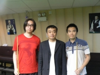 2010 香港桌球公開賽(第三站) Hong Kong Snooker Open Event 3__11-7-2010