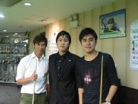 2010 香港桌球公開賽(第三站) Hong Kong Snooker Open Event 3__12-7-2010
