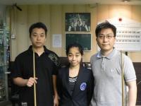 2010 香港桌球公開賽(第三站) Hong Kong Snooker Open Event 3__13-7-2010