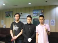 2010 香港桌球公開賽(第三站) Hong Kong Snooker Open Event 3__16-7-2010