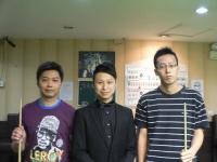 2010 香港桌球公開賽(第三站) Hong Kong Snooker Open Event 3__18-7-2010