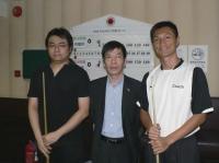 2010 香港桌球公開賽(第三站) Hong Kong Snooker Open Event 3__22-6-2010