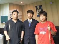 2010 香港桌球公開賽(第三站) Hong Kong Snooker Open Event 3__26-6-2010
