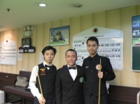 2010 香港桌球公開賽(第三站) Hong Kong Snooker Open Event 3__29-7-2010 8強賽 Quarter Finals