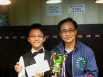 2010世界147桌球會16歲以下評分聯賽亞軍 WSC147 U16 Snooker League 2nd Place