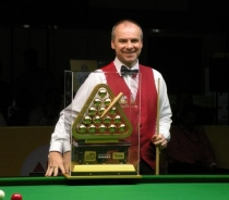 2009 IBSF World Master Snooker Championship (India) - Champion