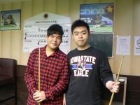 2011 香港21歲以下青少年桌球錦標賽 HK U21 Snooker Championship (16th Jan)