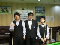2011 香港21歲以下青少年桌球錦標賽 - 季,殿軍賽 HK U21 Snooker Championship 3rd/4th Place Match (23 Jan)