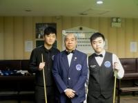 2011 香港21歲以下青少年桌球錦標賽決賽 HK U21 Snooker Championship FINALS (23 Jan)