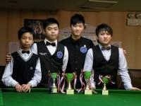 2011 香港21歲以下青少年桌球錦標賽頒獎禮 HK U21 Snooker Championship Prize Presentation (23 Jan)