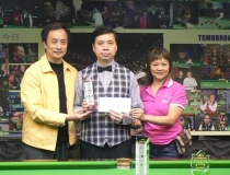 2009年香港桌球大師錦賽 : 亞軍 2009 HK Master Snooker Master Cup - 1st runner up