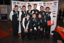 2008 IBSF World Snooker Championship - Wels, Austria (Hong Kong Team)