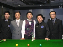 2008 HK Super League Snooker Championship - 亞軍 1st Runner Up