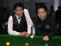 2008 HK Super League Snooker Championship -Finals