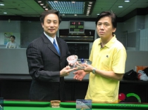 2008香港桌球公開賽第三站: 雙季軍 HK Open Event 3 - 2nd Runner Up