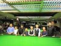 2011香港14歲以下青少年桌球錦標賽 4強SF 24 JULY HK U14 Snooker Championship