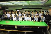 2011香港16歲以下青少年桌球錦標賽  31 July HK U16 Snooker Championship 初賽