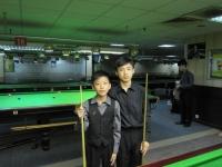 2011香港16歲以下青少年桌球錦標賽 31 July HK U16 Snooker Championship 16強至8強賽 Last 16 - QF