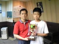 WSC147 8人賽冠軍: 梁民鎧 (15/10/2011)