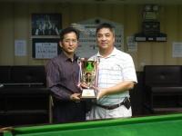 WSC147 8人賽冠軍:徐永強 (22/10/2011)