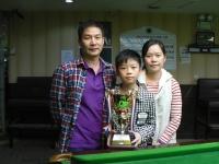 WSC147 8人賽冠軍:張家瑋 (29/10/2011)