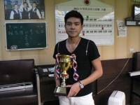 WSC147 8人賽冠軍:李家威 (12/11/2011)