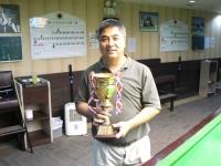 WSC147 8人賽冠軍:徐永強 (19/11/2011)