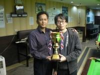 WSC147 8人賽冠軍: 陳永濂 (26/11/2011)
