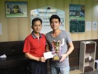 第4屇2011世界147球會64人評分賽冠軍: 李家威 - 64 PLAYERS HANDICAP MATCH FINALS
