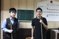 2012 香港21歲以下青少年桌球錦標賽 HK U21 Snooker Championship 2012 18-02-2012