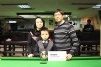 2012 香港21歲以下青少年桌球錦標賽 HK U21 Snooker Championship 2012 19-02-2012