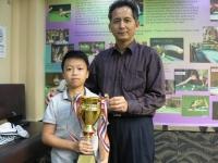 WSC147 8人賽冠軍: 鄭宇喬  (14/4/2012)